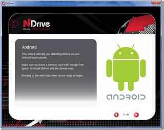 NDrive 10 1 15 Dengan Map Indonesia | Android Indonesia